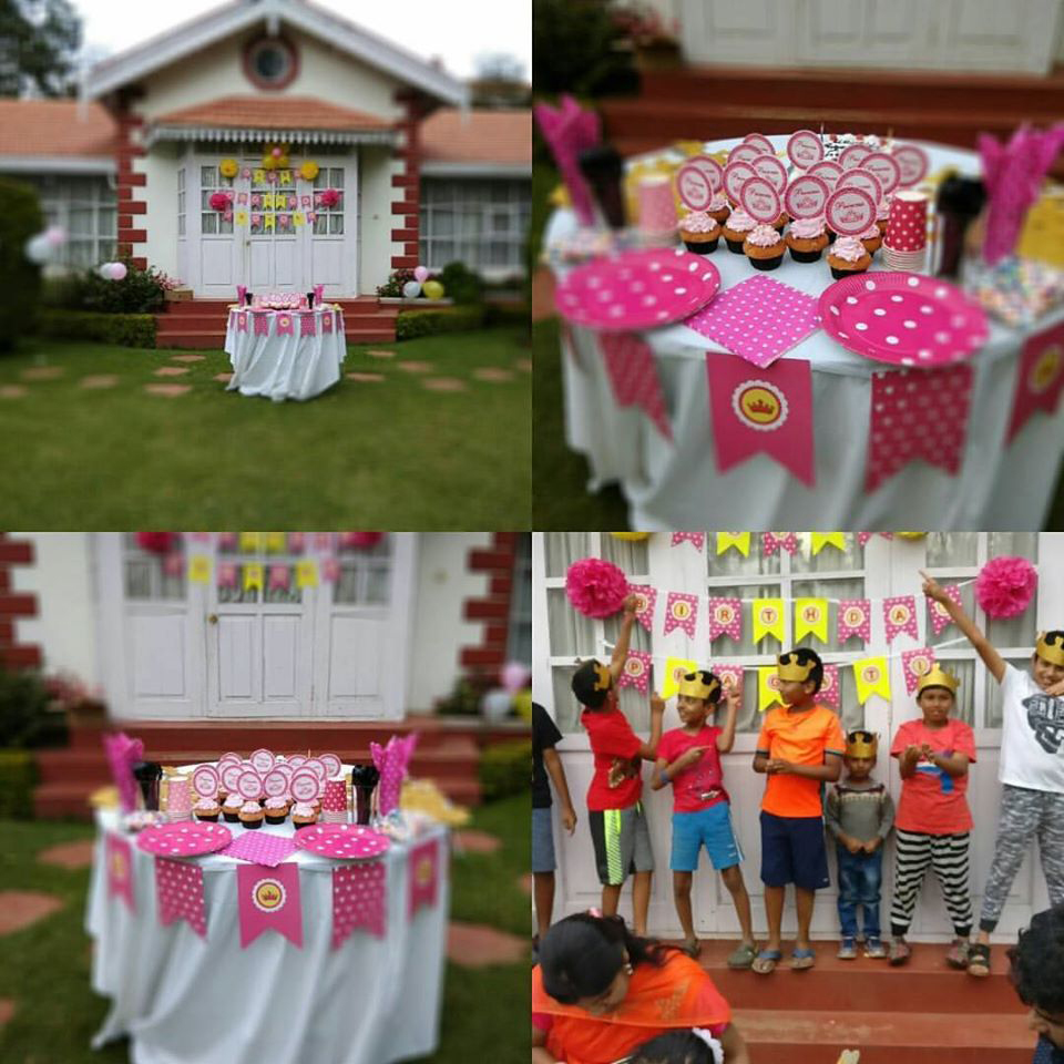 Princess Theme Party