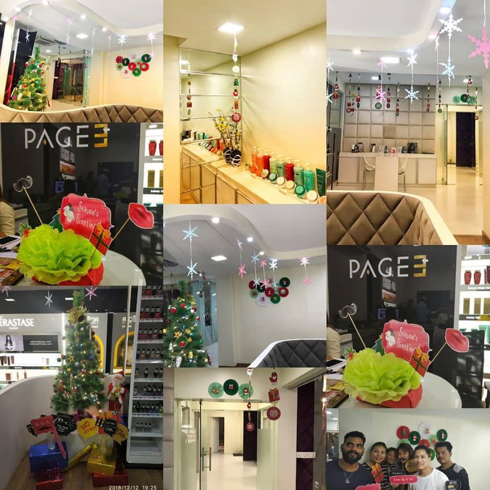 Store Decor - Christmas
